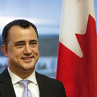 Michael Parsa Canadian politician