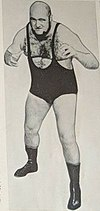 Mad Dog Vachon - Chicago Professional Wrestling - 26 April 1969 (cropped).jpg