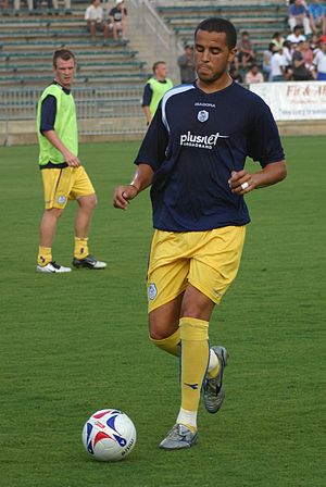 Madjid Bougherra - Bougherra whilst playing for Sheffield Wednesday