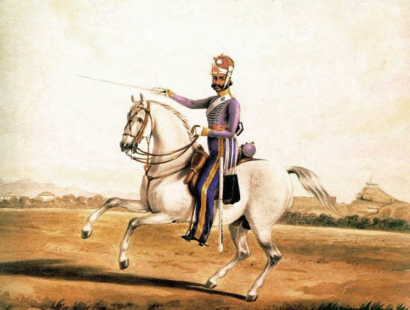 Madras cavalry
