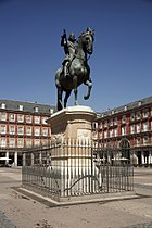 Madrid, Plaza Mayor-PM 52929