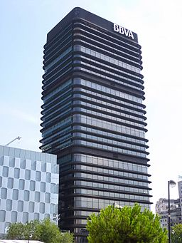 Madrid - AZCA, Torre BBVA 2