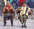 Madrid - Músicos callejeros ancianos.jpg