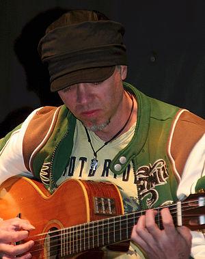 Mads Eriksen (musician) - Eriksen in 2006