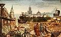 Maestro dei cassoni campana, teseo e il minotauro, 1510-15 ca. (avignone, petit palais) 05.jpg