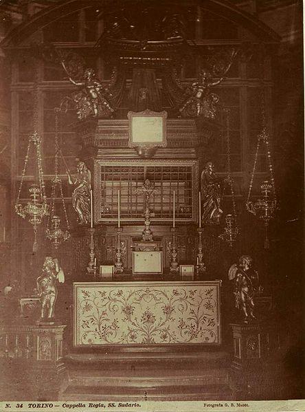 File:Maggi, Giovanni Battista (183..-18...) - n. 34 - Torino - Cappella Regia, SS. Sudario.jpg