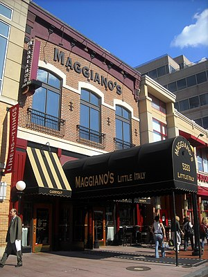 Maggiano's Little Italy - A Maggiano's in Washington, D.C..