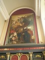 Magnificent painting above the altar at St James, Garlickhythe - geograph.org.uk - 964210.jpg