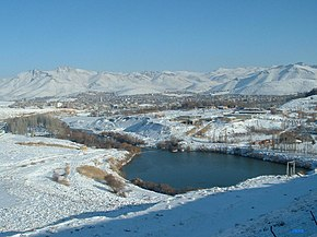 Lake of Mahabad