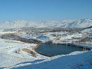 Mahabad River - Image: Mahabad Dec 2006