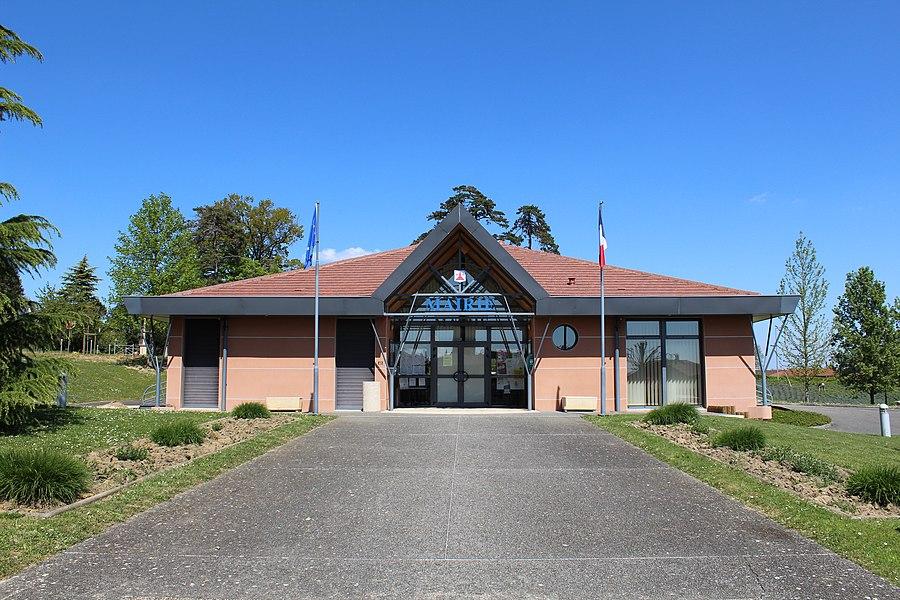 Mairie de Saint-Cyr-sur-Menthon