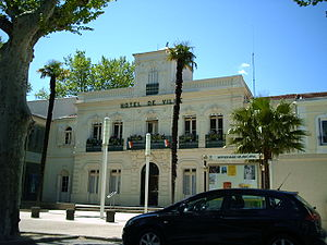 Lunel - Town hall