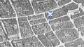Maison Dodart, 16 rue Sainte-Croix de la Bretonnerie 75004 Paris, France, sur Plan Turgot, 1739.png