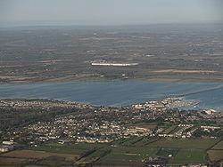 Skyline of Malahide