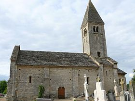Image illustrative de l'article Église Saint-Martin d'Ougy
