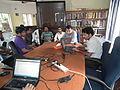 Malayalam wiki studyclass - Bangalore 11Feb2012 2361.JPG