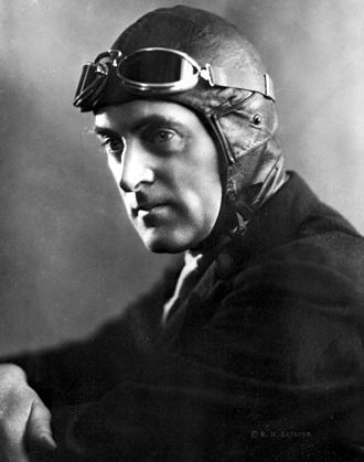Malcolm Campbell - Sir Malcolm Campbell circa 1935