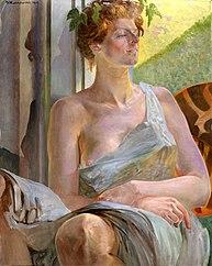 Bachantka (obraz Jacka Malczewskiego)