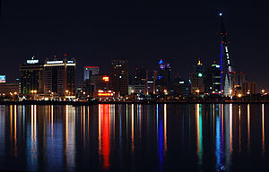 Lists of cities by country - List of cities in Bahrain