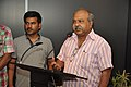 Manash Bagchi Delivers Introductory Speech - Objects In CRTL Archive Exhibition Inauguration - NCSM - Kolkata 2018-05-18 0566.JPG