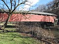 Manasses Guths Covered Bridge - Pennsylvania (8481366209).jpg