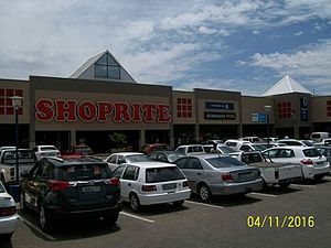 Phuthaditjhaba - Mandela Park shopping centre