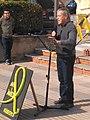 Manifestació per la llibertat dels presos polítics a Riudoms 22-2-2020 04.jpg