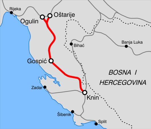 M604 Railway Croatia Wikiwand