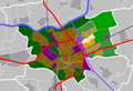 Map NL 's-Hertogenbosch-Rosmalen-Rosmalen Noord-De Overlaet.png