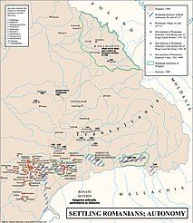 Origin of the Romanians - Wikipedia