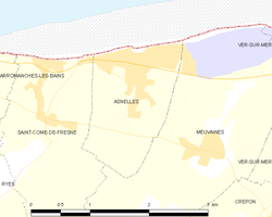 Map commune FR insee code 14022.png
