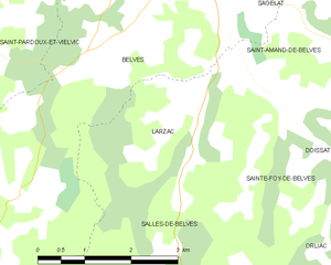 Map commune FR insee code 24230.png