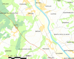 Map commune FR insee code 33030.png