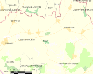 Map commune FR insee code 89285.png