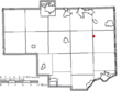 Map of Columbiana County Ohio Highlighting Rogers Village.png