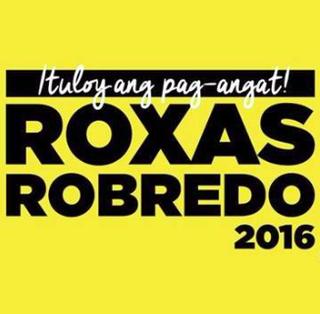 2016 Mar Roxas presidential campaign