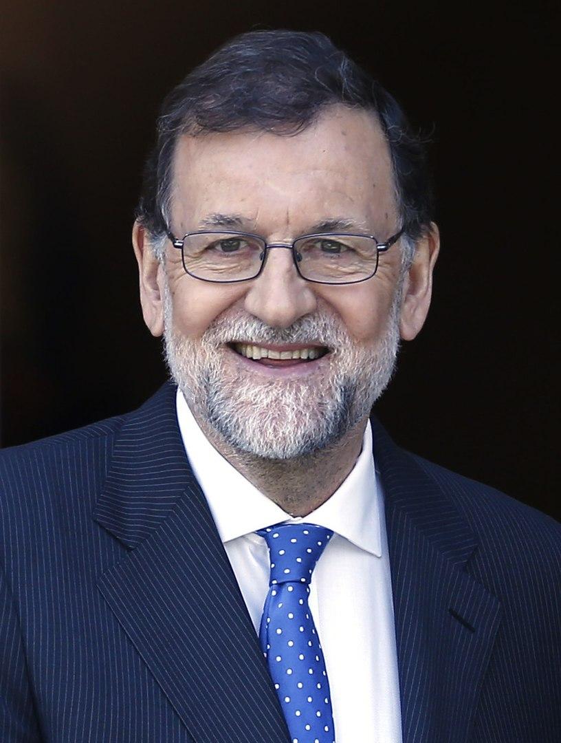Mariano Rajoy in 2018