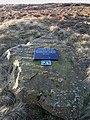 Marine Memorial near Outer Golden Pot - geograph.org.uk - 1088630.jpg