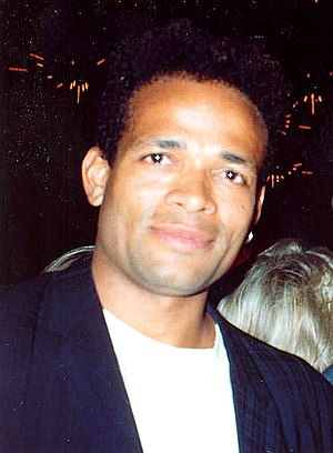 Mario Van Peebles - Van Peebles in 1991