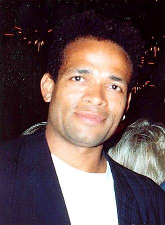 Mario Van Peebles - Van Peebles in 1991