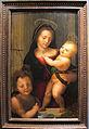 Mariotto albertinelli, madonna col bambino e san giovannino, 1510 ca, olio su tv, 74x46, coll. privata.JPG