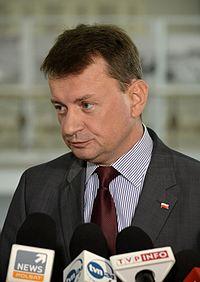 Mariusz Błaszczak Sejm 2015 012.JPG