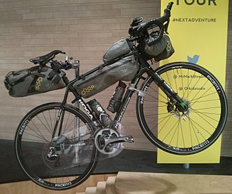 Mark Beaumont - Beaumont's Cairo to Cape Town bicycle