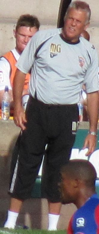 Port Vale F.C. Player of the Year - Mark Grew, winner in 1989 and 1992.