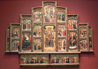 Altarpiece of Saint Peter