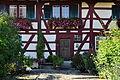 Marthalen - Wohnhaus, sogenanntes Altes Wirtshaus, Schaffhauserstrasse 3 2011-09-20 16-23-00.jpg