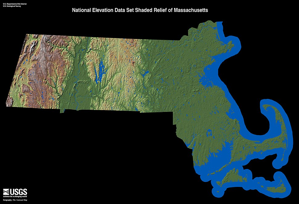 Massachusetts Relief 1