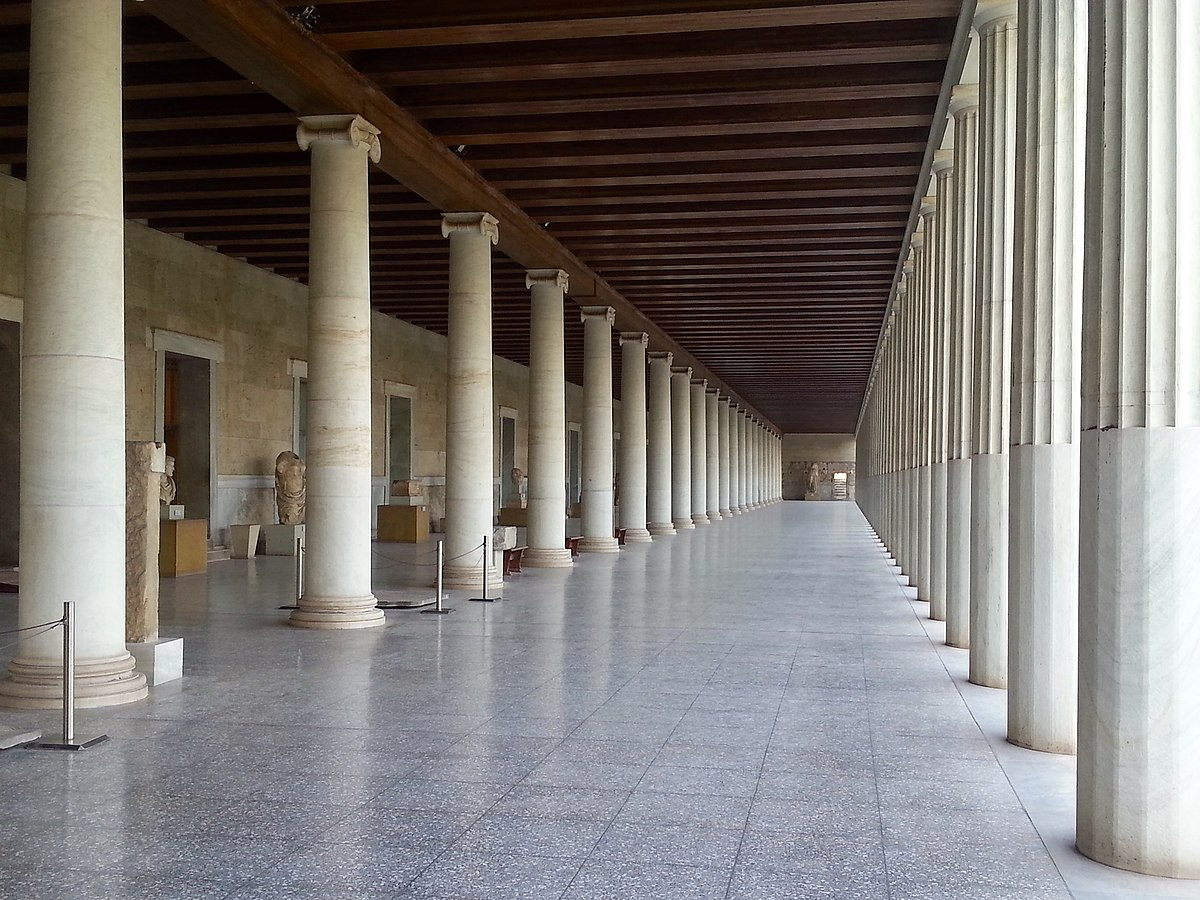 Stoa Simple English Wikipedia The Free Encyclopedia