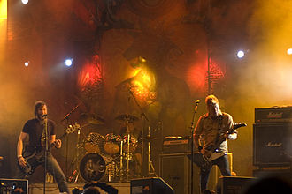 Mastodon (band) - Mastodon live at Roskilde Festival 2007