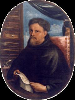 Bartholomew Mastrius Italian theologian